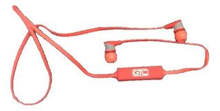 Auricular Bluetooth Cable Plano Manos Libres Gtc Hsg-144
