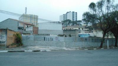 Terreno Residencial À Venda, Vila Pires, Santo André - Te0248. - Te0248