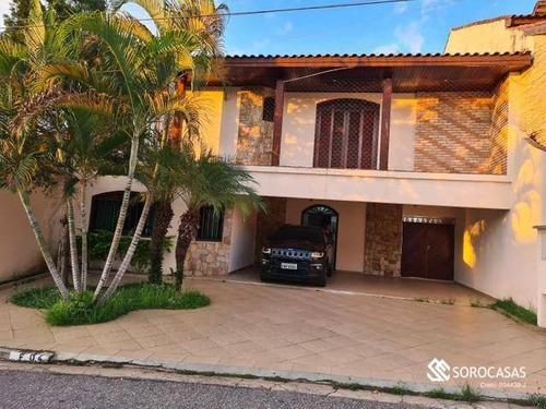 Casa À Venda, 280 M² Por R$ 1.300.000,00 - Condomínio Ibiti Do Paço - Sorocaba/sp - Ca1793