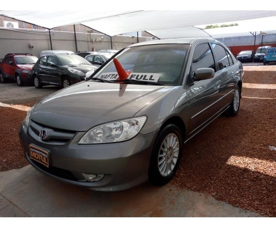 Honda Civic Ex 1.7 2005