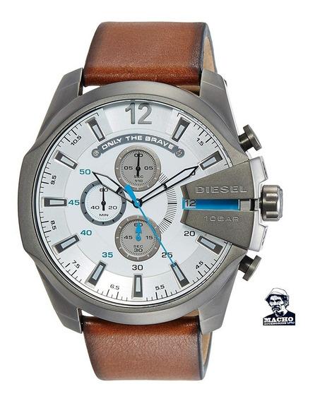 Reloj Diesel Mega Chief Dz4280 En Stock Nuevo Original