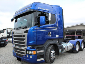 Scania R440 6x4 Streamline 15/16