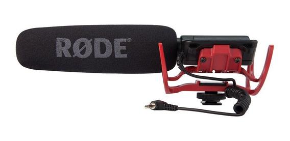 Microfone Rode Videomic Rycote Lacrado Frete Gratis Original