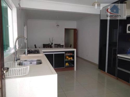 Sobrado Com 3 Dormitórios À Venda, 215 M² Por R$ 690.000,00 - Vila Santa Luzia - São Bernardo Do Campo/sp - So0231