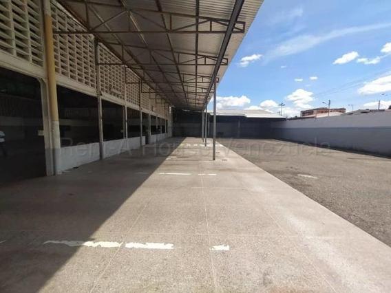 Galpon En Alquiler Barquisimeto Centro 20-8299 Jg