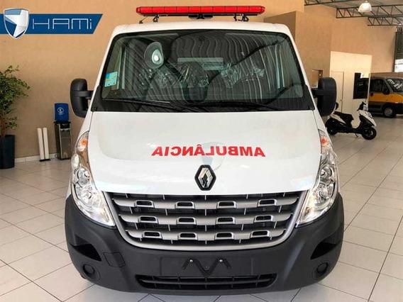 Master L1h1 Ambulancia Simples Remoção 2020