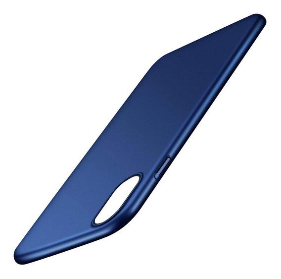 Ultra-fino Luxo Rígido Pc Capa Protetora Para iPhone Xr 6.1i