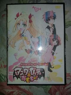 Anime Dvd Astarotte No Omocha