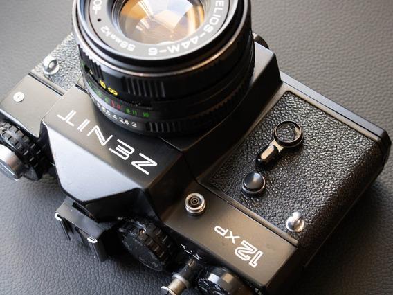 Câmera Fotográfica Analógica Zenit 12xp