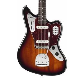 Promo Guitarra Squier Fender Vintage Modified Jaguar Sunburs
