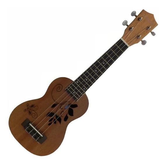Ukulele Acústico Concert Andaluz Uk-c03 Mm D Mahogany