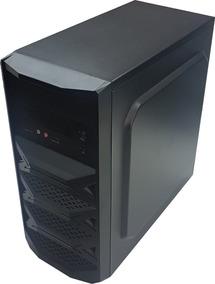 Cpu Core 2 Duo 4gb Hd 320gb Wifi + Teclado E Mouse De Brinde