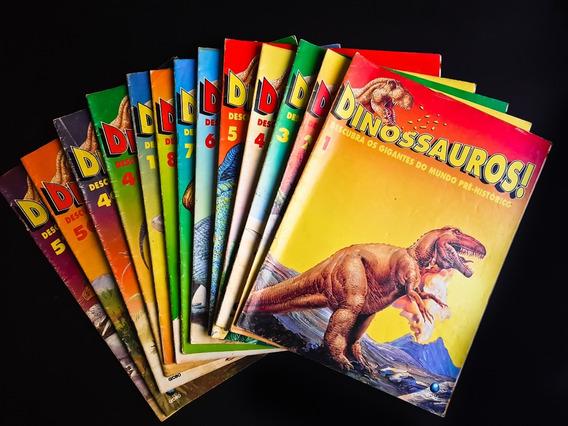 Coleção Revista Dinossauros (13 Revistas)