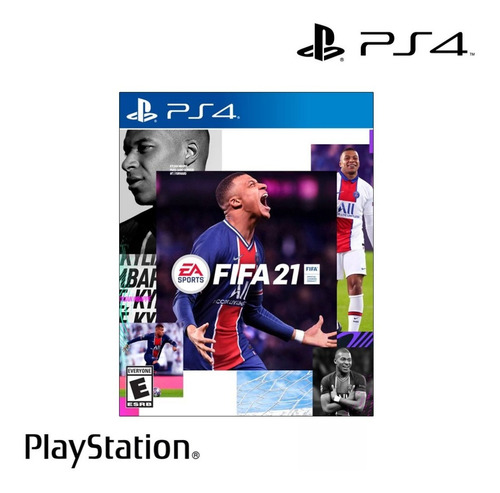 Fifa 21 Standard Edition Playstation 4 Ps4 Delivery Gratis