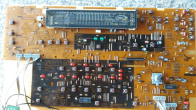 Placa Display Sony Lbtn555av Com Todas As Placas Periféricas