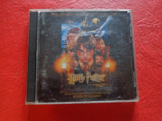 Harry Potter Philosoher´s Stone John Williams Cds 2 Usados.