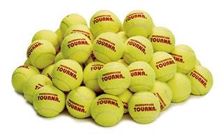 Pelota De Tenis Sin Presion Tourna Paquete De 60