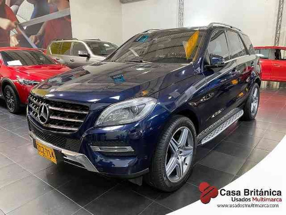 Mercedes Benz Ml350 Automatico 4x4 Gasolina