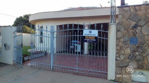 Casa Residencial À Venda, Centro, Saltinho. - Ca0739