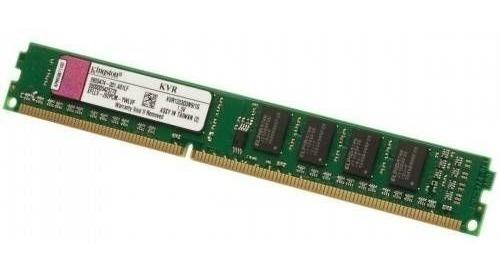 Memória Ram 4gb 2x2gb Kingston Kvr800d2n6/2g Valueram