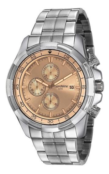 Relógio Mondaine Masculino 99263gomvns1