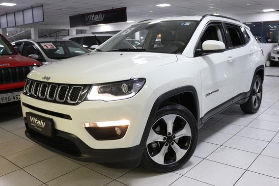 Jeep Compass Longitude !!!! 2018!!! Zero!!! Suv Nova