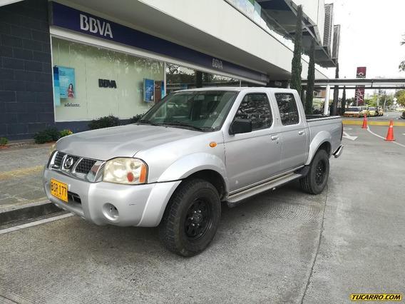 Nissan Frontier Frontier D22