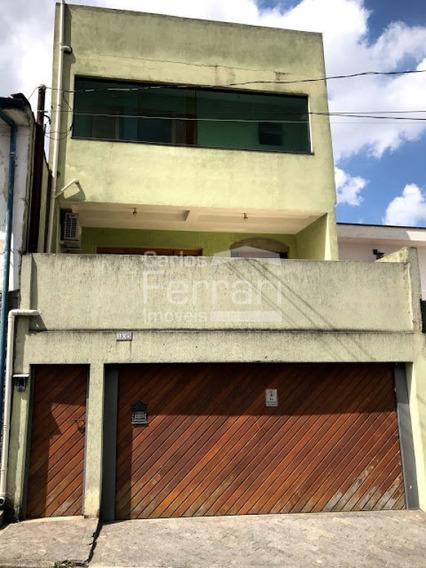Sobrado De Uso Residencial Ou Comercial À 1 Km Do Metro E A 100 M2 Do Mercadão Da Cantareira - Cf26482