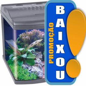 Aquario Boyu Mt50 - Com Iluminação, Bomba, Midias - 220v
