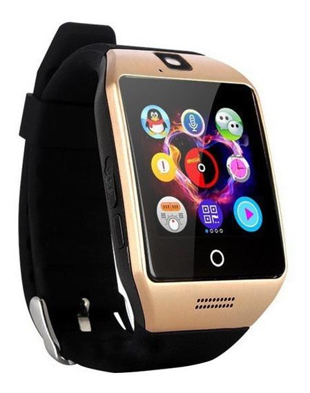 1 Pc Oro Hy Inteligente Reloj Q18 280mah