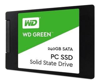 Disco Solido Ssd 240gb Western Digital Green Wd Sata