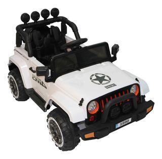 Camioneta Suv 12v Blanco Rs-5990