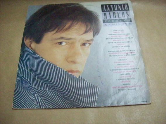 Lp Antonio Marcos - Todos Os Caminhos