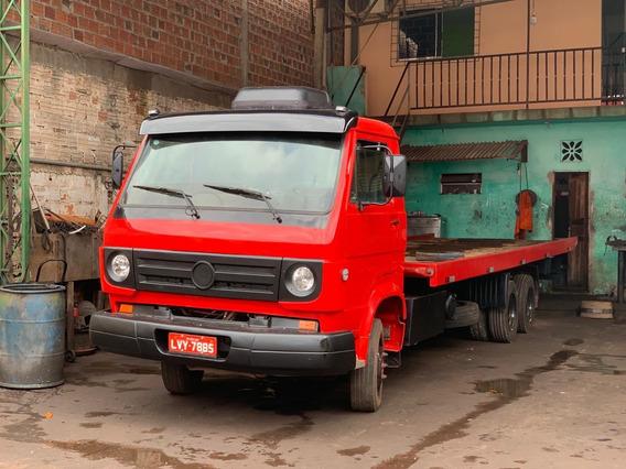 Caminhão Guincho Vw 8150