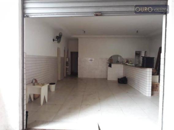 Alugo - Salão Coml - Pq Mooca - 84,5 M² - Sl0139