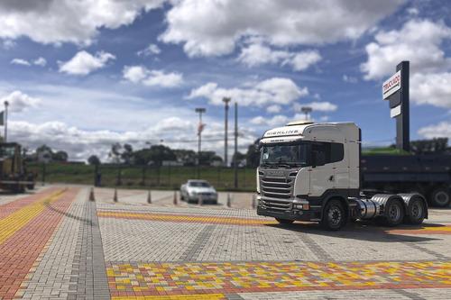 Scania R440 2018 6x4 Com Retarder - Cavalo=480,440,520,540