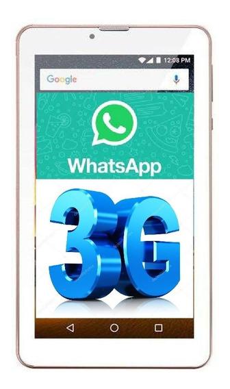 Tablet Multilaser M7s 8 Giga Wi-fi 7 Rosa Nb275 Novo