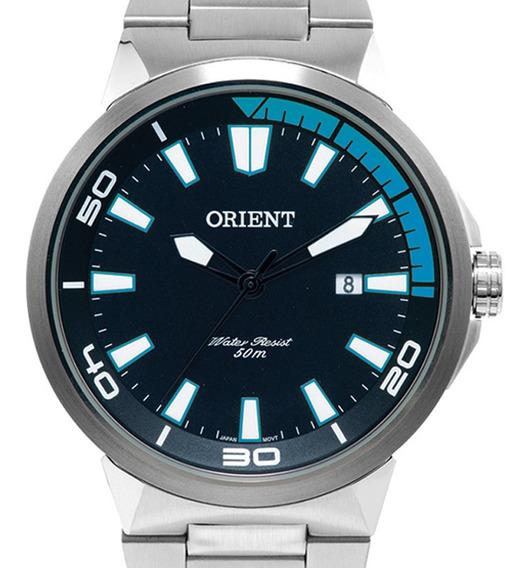 Relógio Orient Masculino Mbss1196a Pasx C/ Garantia E Nf