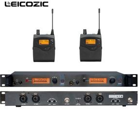 Sistema Monitor Sem Fio In Ear Fone - Sr2050 Leicozic