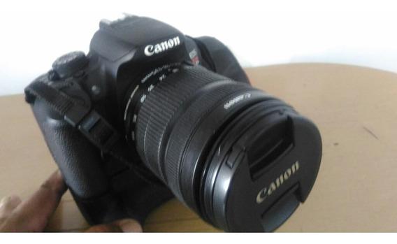 Câmera Canon Eos T5i Completa. Bem Conservada!
