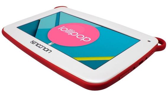 Tableta M002-n V2 Necnon 7in Niños Roja