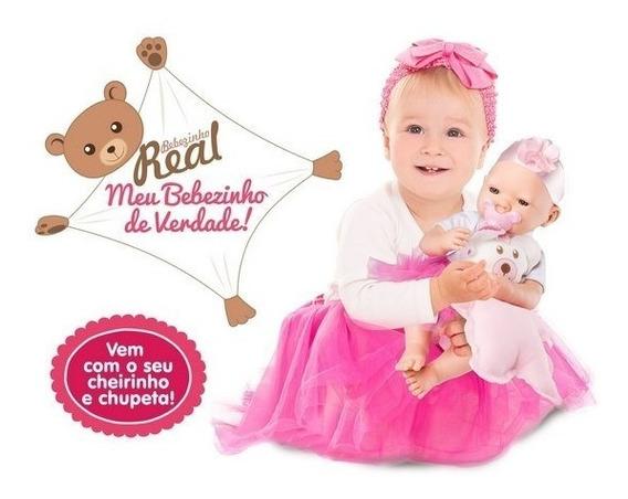 Boneca Bebezinho Real Roma