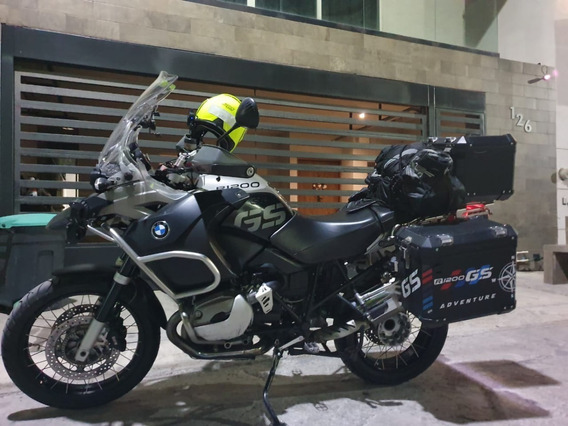 Bmw Gs1200 Adventure 2008