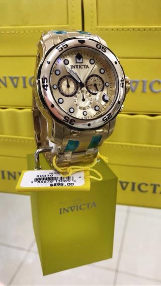 Relógio Invicta Original 1 Ano De Garantia
