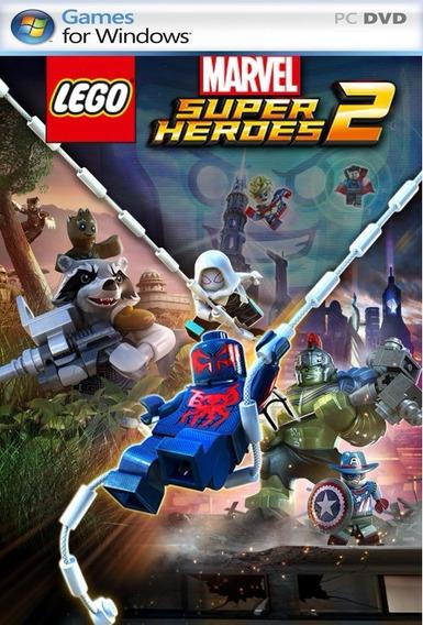 Lego Marvel Super Heroes 2 + 10 Dlcs Pc Frete Barato