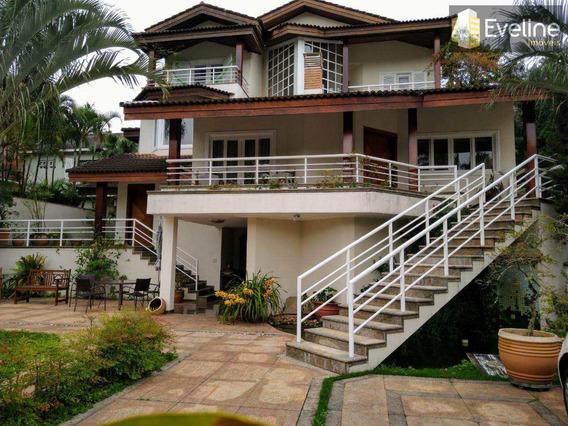 Arujá - Casa De Condomínio Para Venda E Locação - 600m² - A898
