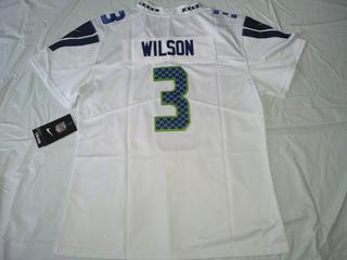 Camisa Futebol Americano Feminina Seattle Seahawks Wilson