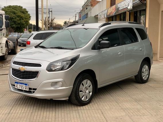 Chevrolet Spin 1.8 Lt 5as 105cv 2018