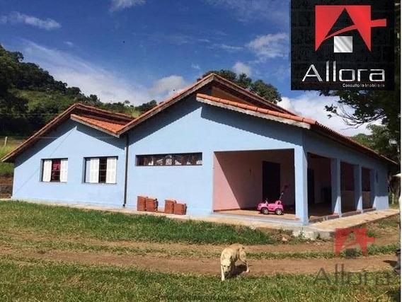 Sítio Com 4 Dormitórios À Venda Ou Locação, 415272 M² Por R$ 1.700.000 - Centro - Munhoz/mg - Si0001