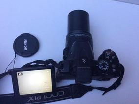 Câmera Semiprofissional Nikon P520